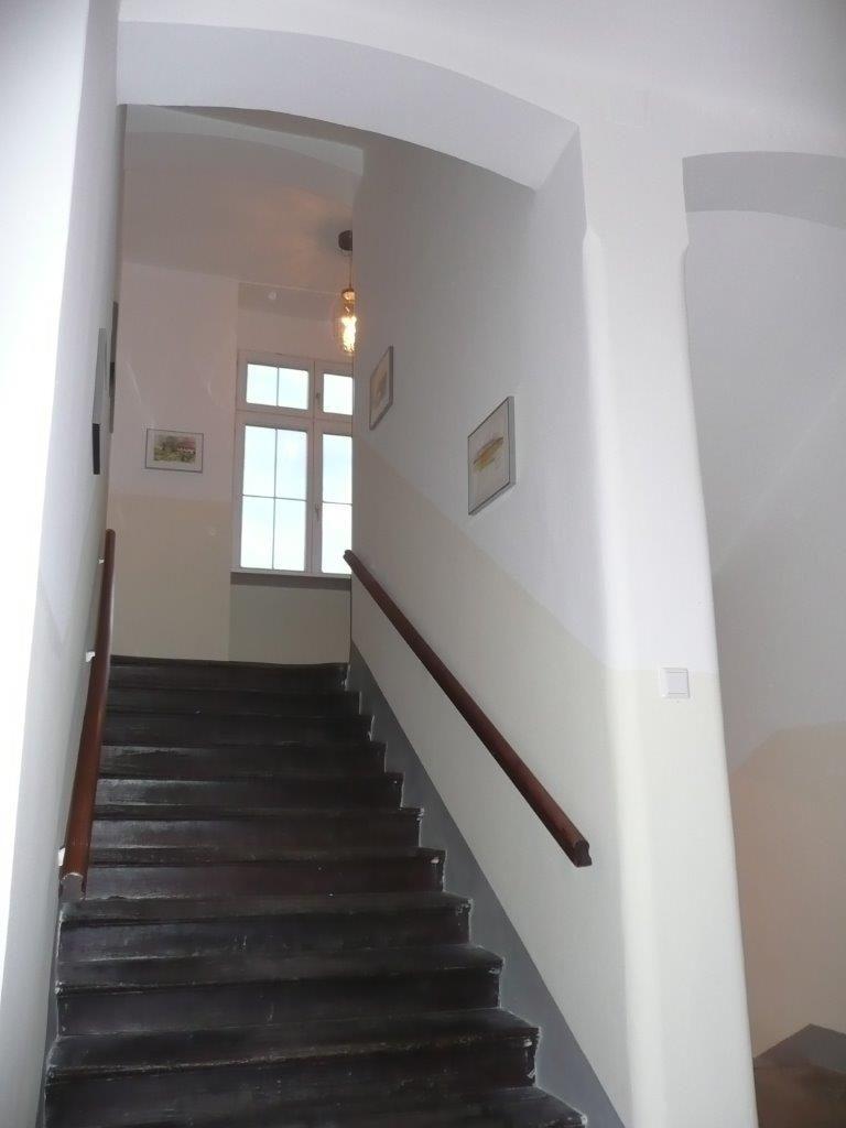Seminarraum mieten Treppenhaus